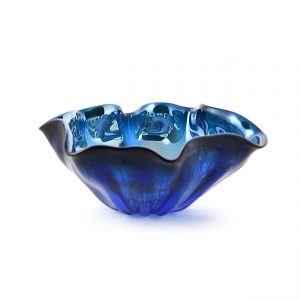 Wide footed Aurora Bowl