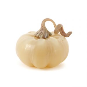 Vanilla colored pumpkin